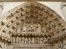 Burgos cathedral Royalty Free Stock Photos