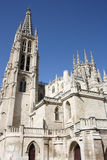 Burgos Cathedral Royalty Free Stock Images