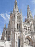 Burgos Cathedral, Spain Stock Photo