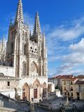 Burgos Cathedral, Spain Stock Photos