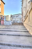 Burgos. cityscape Royalty Free Stock Photography