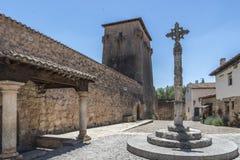 Burgos Covarrubias Fotos de archivo
