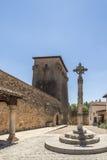 Burgos, Covarrubias Royalty Free Stock Images