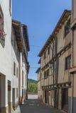Burgos, Covarrubias Royalty Free Stock Photography