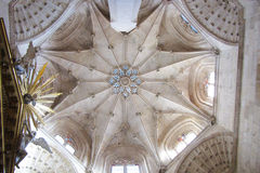 Burgos dome Royalty Free Stock Photo