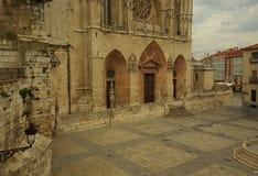 Burgos katedra 03 Obrazy Royalty Free