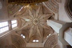 burgos katedra Zdjęcie Royalty Free
