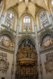 Burgos Katedra Hiszpania - Burgos - Obraz Stock