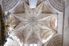 Burgos kopuła zdjęcie royalty free