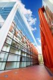 BURGOS 18. MÄRZ: Das Museum der menschlichen Entwicklung in Burgos, Spanien Stockfotos