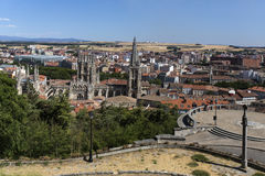 Burgos - Northern Spain Stock Photography