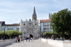 Burgos Royalty Free Stock Image