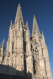 Burgos Spain: cathedral Stock Photo