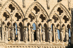 Burgos Spain: cathedral Royalty Free Stock Photography
