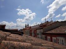 Burgos - Spanien arkivfoto