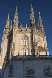 Burgos Spanien: Kathedrale Lizenzfreies Stockbild