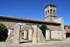 Burgos University, Spain Royalty Free Stock Photography