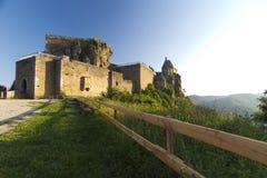 Burgruine Aggstein. Aggstein Castle - Burgruine Aggstein in Lower Austria, Niederösterreich Stock Image