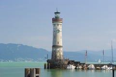 Lindau lighthouse Stock Photos