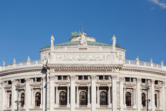 Burgtheater Vienna Stock Images