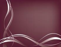 Burgunder-abstrakter Hintergrund Stockfotografie