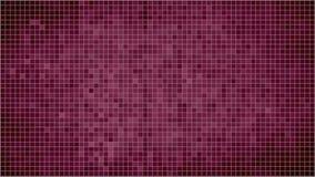 Burgundy αφηρημένο υπόβαθρο μωσαϊκών διανυσματική απεικόνιση