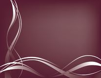 Burgundy Abstract Background Stock Photography
