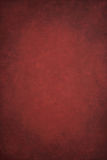 Burgundy abstract hand-painted vintage background.  Stock Photo