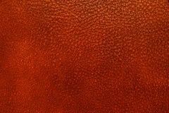 Burgundy Czerwony Rzemienny tło Obraz Royalty Free