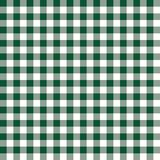 Burgundy green and white plaid vector background. Seamless repeat checkered pattern. stock illustration