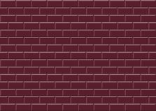 Burgundy red ceramic mosaic tiles texture background. royalty free illustration