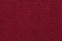 Burgundy red textile texture Royalty Free Stock Photo