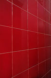Burgundy tiles Royalty Free Stock Images