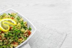 Burgur salad Stock Photos