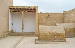 The burial complex Royalty Free Stock Photography
