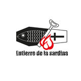 Burial of the Sardine. Spanish traditional Burial of the Sardine Stock Images
