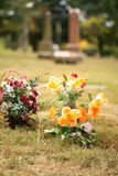 Burial site Royalty Free Stock Image