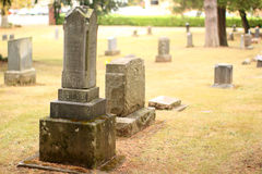 Burial site Royalty Free Stock Images