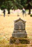 Burial site Stock Photos