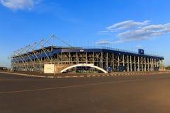 BURIRAM,THAILAND-NOV 12:View of I-mobile Stadium on Nov 12,2014 Royalty Free Stock Photos