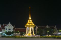 Buriram, Thailand: 24,2017 oktober Model van Bouw van Rep Royalty-vrije Stock Fotografie