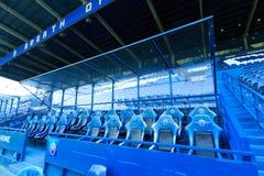 Buriram uniu o clube tailandês do futebol da liga imagens de stock