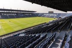 Buriram vereinigte Fußballstadion Stockbild