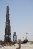 burj迪拜 免版税图库摄影