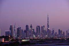 burj迪拜khalifa最高的塔阿拉伯联合酋长国世界 图库摄影