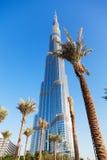 burj迪拜khalifa 库存照片