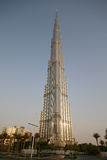 burj μονάδα khalifa του Ντουμπάι Στοκ φωτογραφία με δικαίωμα ελεύθερης χρήσης