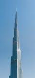 burj πιό ψηλός κόσμος πύργων khalifa s του Ντουμπάι Στοκ Φωτογραφία