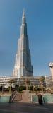 burj πιό ψηλός κόσμος πύργων khalifa s του Ντουμπάι Στοκ Εικόνες
