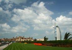 burj араба al 2 Стоковые Изображения RF